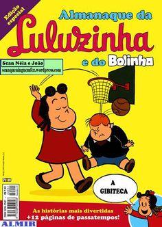 Almanaque da Luluzinha e Bolinha - 01