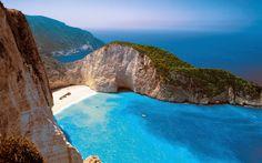 Ilha Zaquintos, Grécia