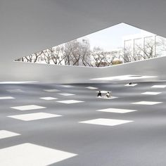 @loom.atelier • fotos e vídeo do Instagram Huge Bed, Thermal Expansion, Ceiling Height, Experiential, Architectural Elements, How To Level Ground, 3d Design, Foto E Video, Airplane View