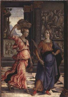Judith (1489) Domenico Ghirlandaio