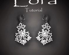 _____________________________________________________ Black lace jewelry.PDF Tatting, Pattern Tamara set earring and bracelet . Instant Download You need to be experienced at shuttle tatting to be able to follow this challenging pattern, as it does not include any basic tatting instruction. This is an advanced level, two shuttle pattern which I have designed and prepared in PDF format. Pattern does not describe, only detailed flowcharts. For advanced masters. Requires the ability to read…