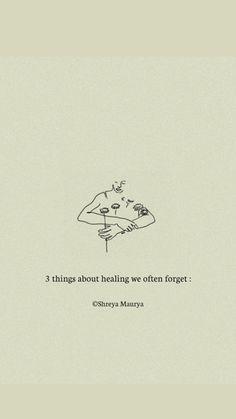 healing reminders 🦋