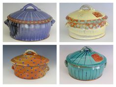 Fine Mess Pottery Kickstart Fundraising Campaign:  Help Lori raise funds to create her Sweet Life pottery line.