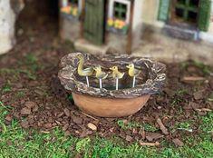 Fairy Garden Mallard Duck Pond, Miniature Garden Kit, Fairy Garden Mallard Duck Pond, Miniature Garden Kit, nice Hostinger Data Breach What Should You Know Ab. Fairy Figurines, Miniature Figurines, Fantasy Garden, Garden Art, Garden Ideas, Garden Pond, Miniature Zen Garden, Creative Christmas Gifts, Fairy Gifts