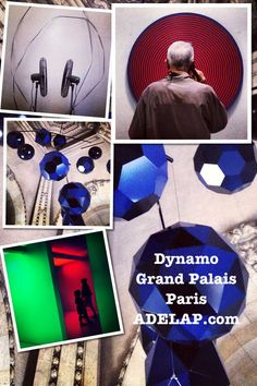 Art :: Dynamo au Grand Palais  ©www.adelap.com