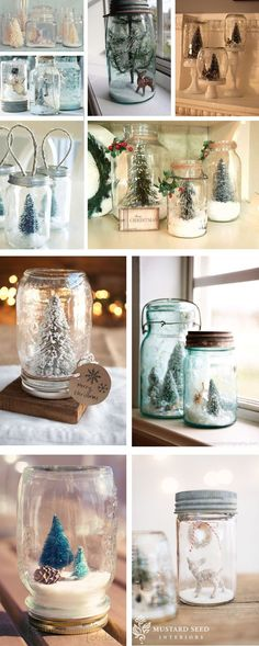 Christmas boat 2 More Source by ponyorca Christmas Jars, Christmas Mood, Diy Christmas Gifts, Christmas Projects, Holiday Crafts, Rose Gold Christmas Decorations, Xmas Decorations, Diy Décoration, Diy Crafts