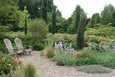 Filz und Garten Kiesgarten im Hortus Peter Janke