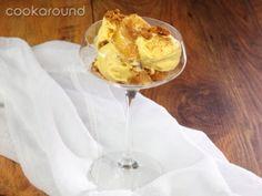 Gelato apple pie | Cookaround  Video ricetta del gelato alla apple pie, mitica combinazione di gusto americana che ormai ha sconfinato dalla tradizionale crostata per diventare anche un gusto del gelato!