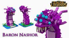League of Legends - LEGO Cuusoo