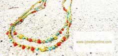 Sizzling necklace  http://www.ijewelsonline.com