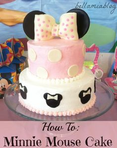 Birthday Cake Bailey Cakes Blog Cake Decoration Inspiration