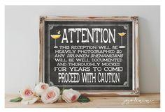 Instant ATTENTION Drunken Shenanigans will be by JoJoMiMi on Etsy