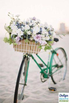 Baharın en güzel yanı, yaz tatilinin yaklaştığını müjdelemesidir.  #DalgaBeachBodrum #DalgaBeach #Bahar #Bisiklet #Çiçek #BodrumHerMevsimGüzel