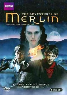 The British-produced fantasy adventure series MERLIN first began airing via BBC One on September 20, 2008. The program brings to life the adventures of the legendary titular wizard and his protege, th