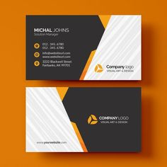 Business Cards Layout, Professional Business Card Design, Luxury Business Cards, Free Business Cards, Business Card Logo, Creative Business, Visiting Card Design, Name Card Design, Bussiness Card