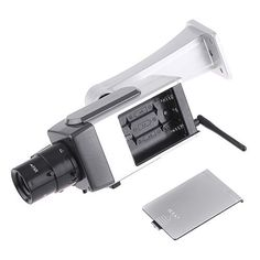 Wireless Dummy Fake Motion Detection LED Surveillance Camera http://minivideocam.com/wireless-camera-system-and-safety/