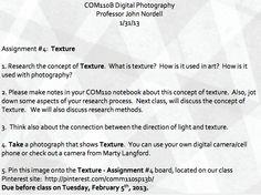 Texture - Assignment #4