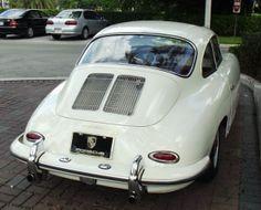 1963 Porsche 356 B Coupe For Sale Rear