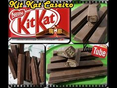 Kit Kat Caseiro com Déby & Ian :)