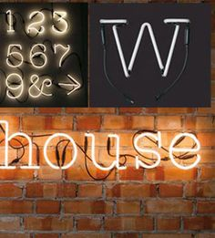 1000 images about letters on pinterest light up letters diy marquee lette - Lettre lumineuse vintage ...