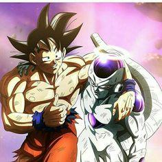 Goku & Freezer