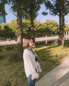 계획 없이 걷다가 뜻밖으로 오게 된 곳 😮🌳👍🏻  #와썹 #우주 #WASSUP #이곳은 #서울숲 #처음와봄 #언니가 #사진 #완전 #잘찍어줌 #칭찬해 #오늘의 #베스트샷