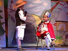 Przedszkolacy na scenie