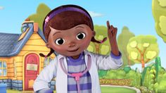 Doc McStuffins To Start Meeting Guests at Animal Kingdom