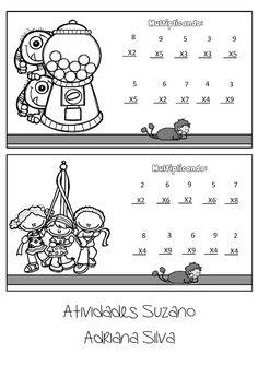 Multiplicando - Atividades Adriana