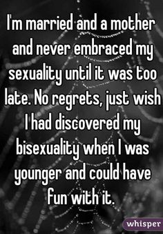 21 Insightful Confessions About Bisexuality