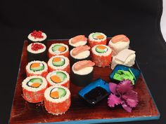 Sushi Cake - Yahoo Image Search Results Sushi Cake, Awesome Cakes, Image Search, Desserts, Food, Tailgate Desserts, Deserts, Essen, Postres