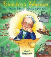 Timeless Thomas: How Thomas Edison Changed Our Lives Biography Activity: Have students brainstorm and see if they can come up with their own inventions. Edison Inventions, Story Of The World, Mentor Texts, Children's Literature, Book Lists, Reading Lists, Childrens Books, My Books, Kids