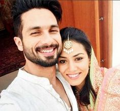 Video Alert!! HOMECOMING for #ShahidKapoor's 'Baby Girl'