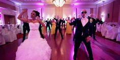 This Couple's Amazing Lip Dub Spans Their Entire Wedding Day