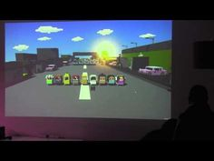 ▶ Chicken Run: A game for 9 players (Berlin Mini Jam) - YouTube