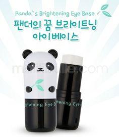 Stick Panda Base Éclaircissante pour les Yeux
