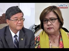 Sec. Vitaliano Aguirre guarantees Sen. Leila de Lima's safety in case of arrest - WATCH VIDEO HERE -> http://dutertenewstoday.com/sec-vitaliano-aguirre-guarantees-sen-leila-de-limas-safety-in-case-of-arrest/   Sec. Vitaliano Aguirre guarantees Sen. Leila de Lima's safety in case she is arrested over drug cases still pending before the Department of the Justice. For more videos:  Check out our official social media accounts: Instagram account – @UNTVLife Feel free