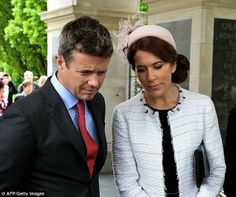 Crown Prince Frederik and Crown Princess Mary are currently in Poland  for an official three -day visit