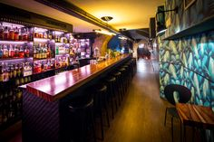 One Trick Pony – fine drinks & diving - Cocktails, spirits, rare grooves