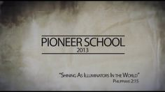 This video compiles the expressions of the 42 students in pioneer class as well as the instructors.~previous pinner~beautiful This video is absolutely beautiful. I love Jehovahs organization. Jw Videos, Great Videos, Jw Pioneer, Pioneer Life, Pioneer School Gifts, School 2013, School Videos, Jehovah's Witnesses, Spiritual Quotes