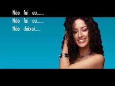 Ana Moura  / ** Não Fui Eu ** /