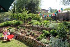 Garden Wish Flags