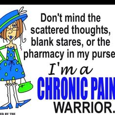 I'm a chronic pain warrior! #Dystonia #health #quotes Let my workout eBooks guide you on charlottewinslow.com ❤️