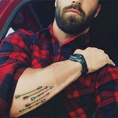 "tattooideas123: ""5 Arrows http://tattoo-ideas.us/5-arrows/ """