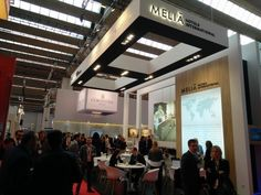 #stand for @granmelia   at #IMEX2016