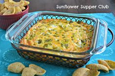 "Sunflower Supper Club: Southern Jalapeno ""Fudge"""