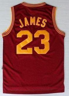 Men 23 Lebron James Christmas Jersey Cleveland Cavaliers Swingman Jersey 1b612ce4c