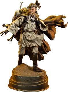 Star Wars Ben Kenobi - Mythos Polystone Statue by Sideshow C | Sideshow Collectibles
