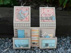 Love this mini album, can be used as a travel agenda, or for a special occasion