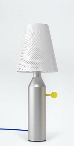 VULCAN TABLE LAMP BY LÉA PADOVANI & SÉBASTIEN KIEFFER